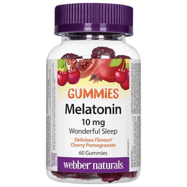 Melatonin Gummies / Мелатонин, 10 mg,...