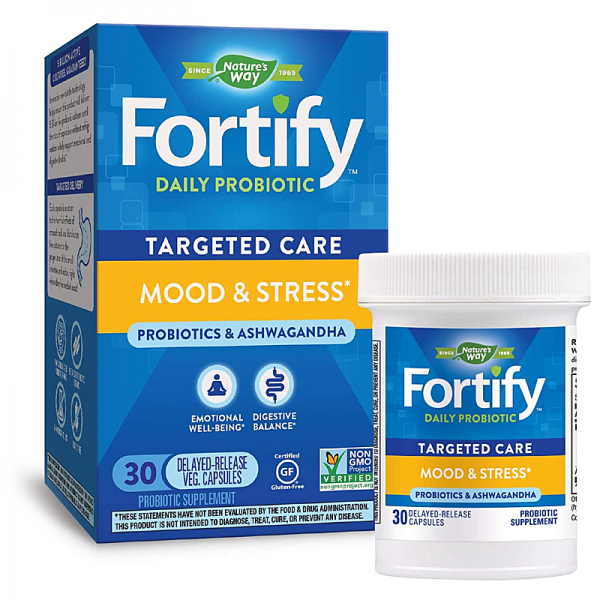 Fortify™ Daily Probiotic Mood &...