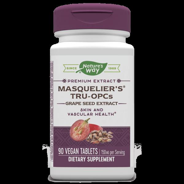 Masquelier's® Tru-OPCs™ Grape Seed...