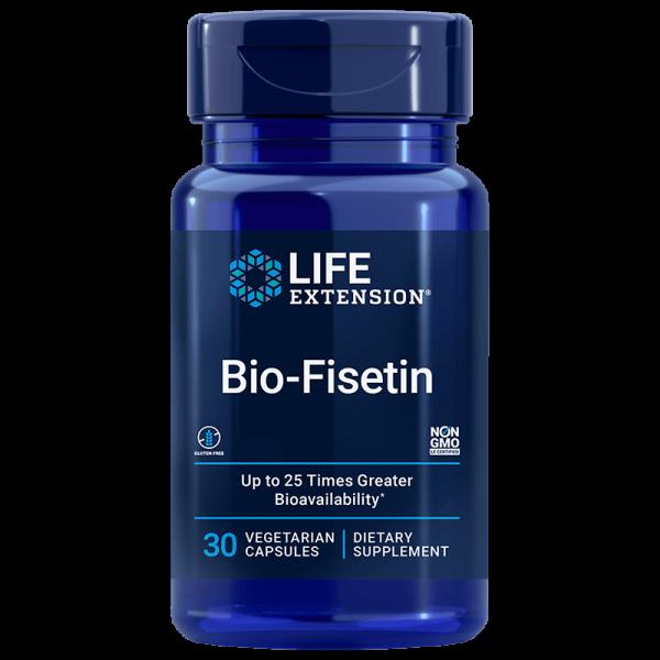 Bio-Fisetin / Антиоксидант, 30 капсули