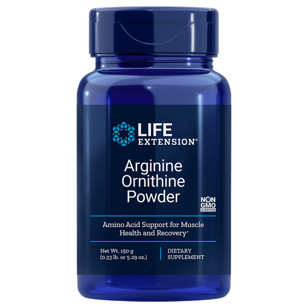 Arginine Ornithine Powder / Л-аргинин...