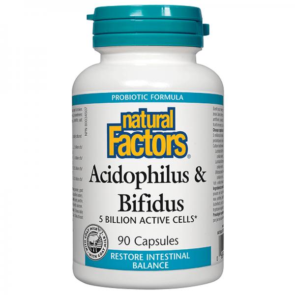 Acidophilus & Bifidus 5 Billion...