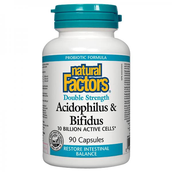 Acidophilus & Bifidus 10 Billion...