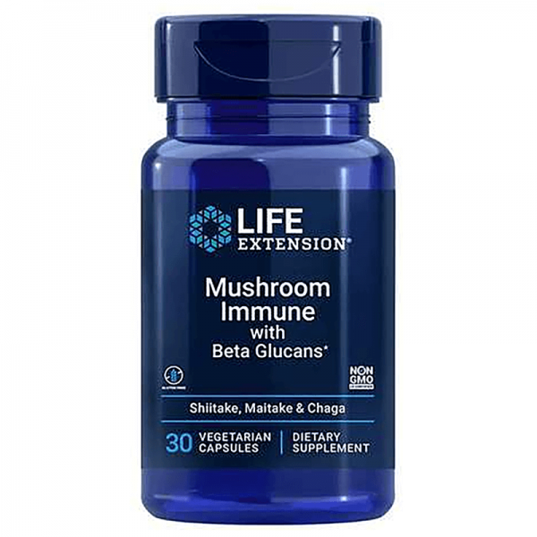 Mushroom Immune with Beta Glucans /...