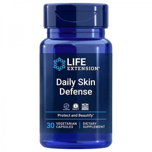 Daily Skin Defense / За млада и...