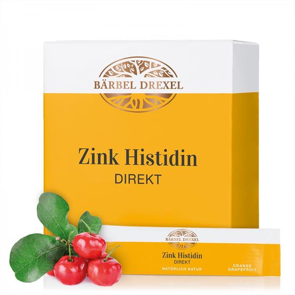 Zink Histidin DIREKT / Цинк, хистидин...