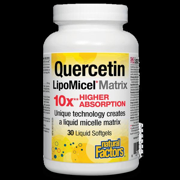 Quercetin LipoMicel Matrix 10 X...