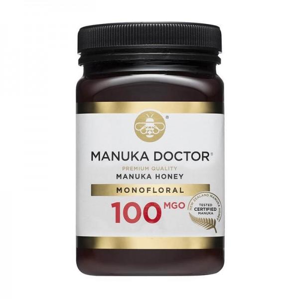 Manuka Honey Monofloral MGO 100, 500 g