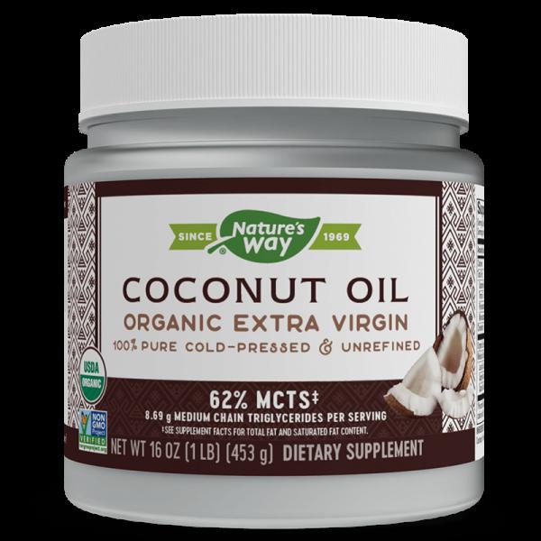Coconut Oil Organic Extra Virgin /...