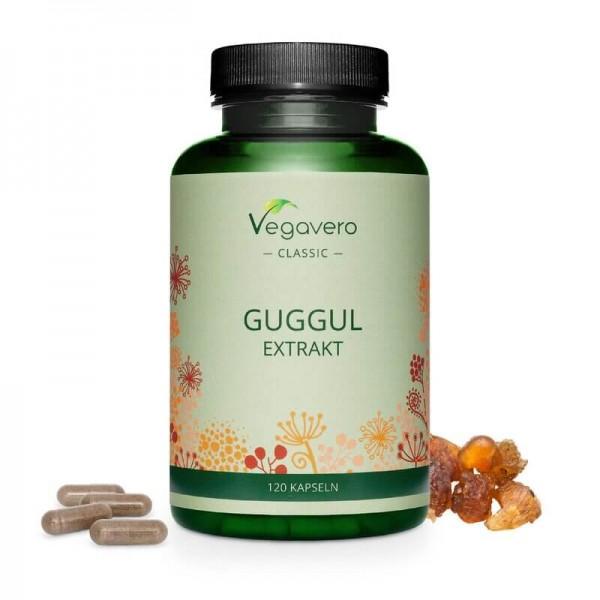 Guggul Extract / Гугул, 120 капсули,...