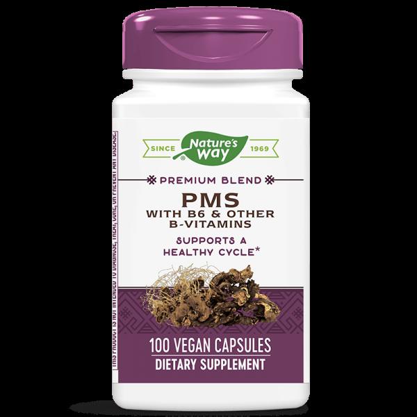 PMS (С В-витамини) 240 mg Nature's Way - 1