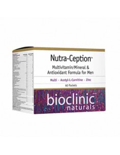 Nutra-Ception™ – сперматогенеза формула за мъже Natural Factors - 1