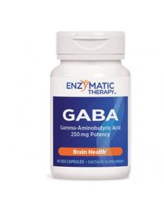 ГАБА (гама аминобутирова киселина) 250 mg Nature's Way - 1
