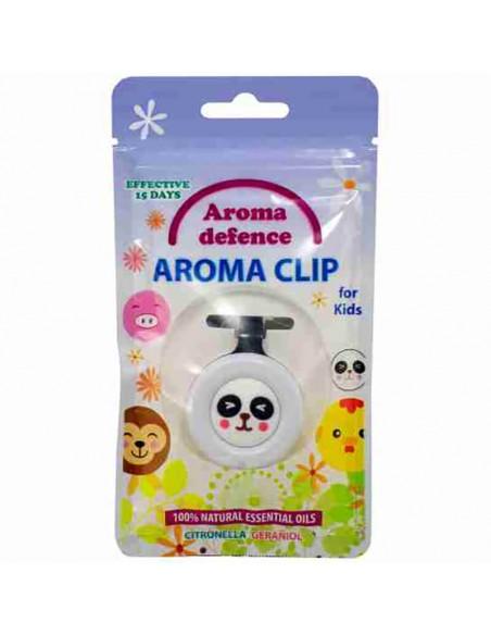 "Клипс ""Aroma Defence"" за деца /с аромат на цитронела и здравец/  - 3"