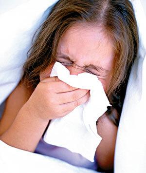 Грип или настинка?