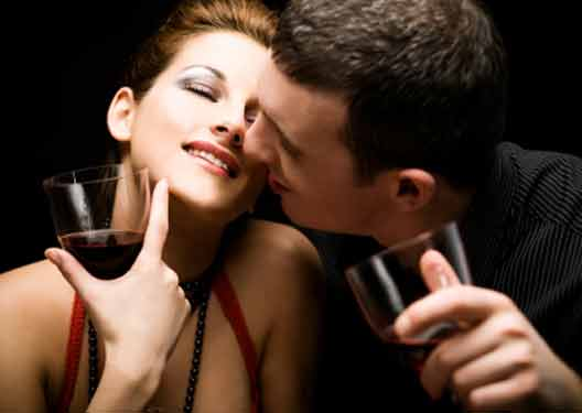 Любов и вино, вино и любов