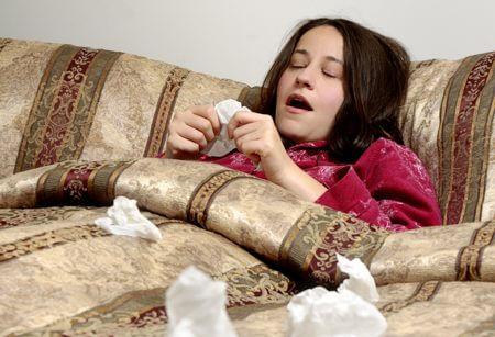 Цинкът мори настинката