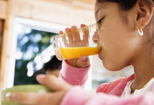 Чаша сок за здраве