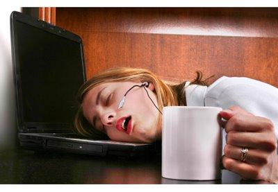 Липсата на сън пречи на концентрацията