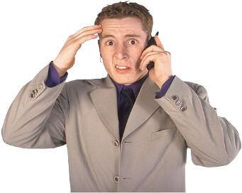 Телефонът опасен за мъжете!