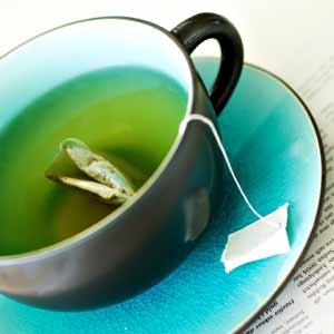 Зелен чай за по-пълни дами