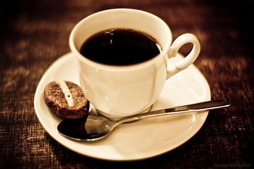 Кафето се бори с рака гърдата