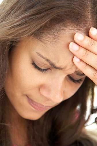 Мигрената се засилва от топлото време