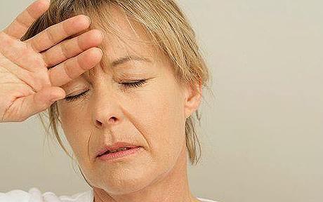 Химикалите предизвикват менопаузата