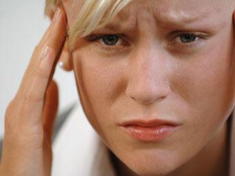 Тъмните очила облекчават мигрената