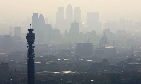Опасностите на мръсния въздух