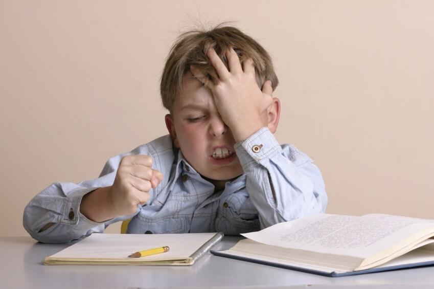 как да повишим концентрацията на децата