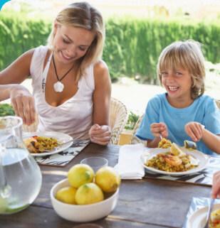 Как да се храним правилно