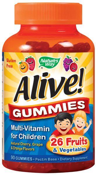 Витамини и минерали за подхранване на организма.