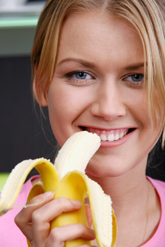 Два банана дневно контролират кръвното налягане