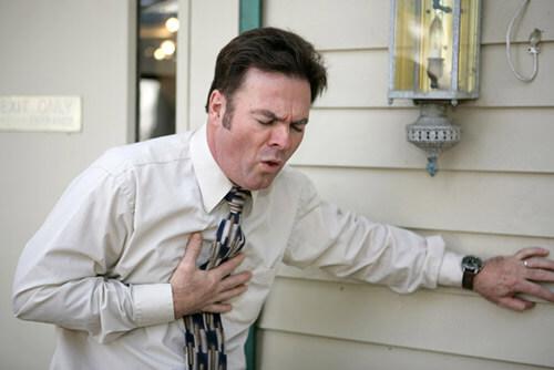Проблемите в брака водят до инфаркт