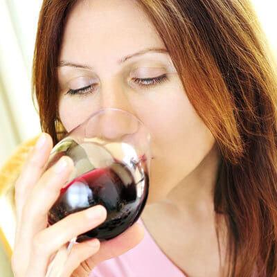 Гроздето или алкохолът помагат на сърцето?
