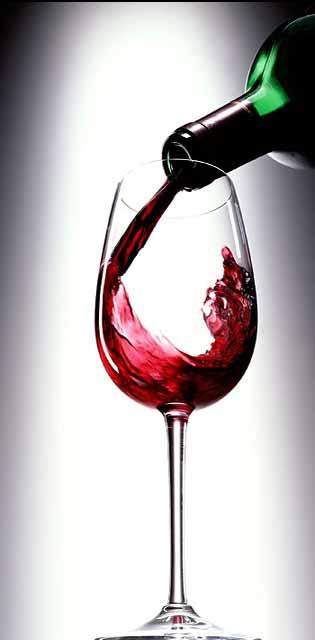 Червеното вино намалява риска от рак на гърдата