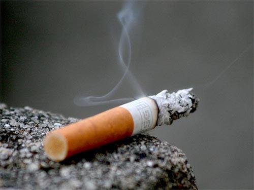 Витамин Е за пушачите