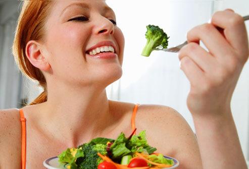 Вегетарианската диета помага на червата