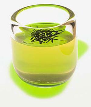 Зеленият чай забавя стареенето