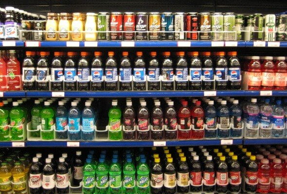 Безалкохолните напитки причиняват астма?