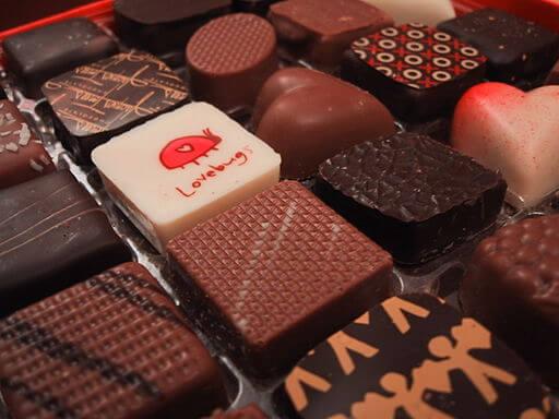 Кои бонбони са полезни за здравето?