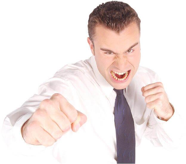 Мазната храна води до агресия и раздразнителност