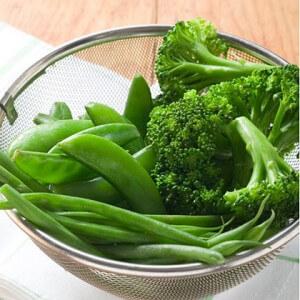 Зелените зеленчуци пазят от инсулт