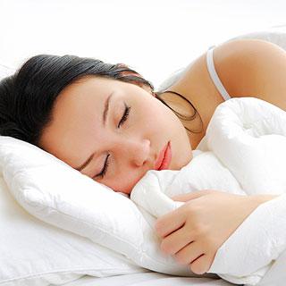 Отслабване чрез сън