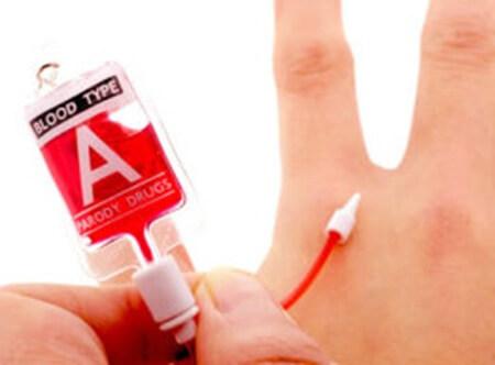Кръвната група пази от инфекции