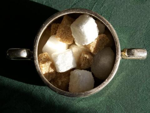 Захарта вреди на мозъка