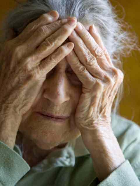 Епидемия от болни от деменция