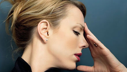 Мигрената намалява сексуалното желание