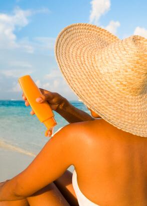 Защитете кожата от слънцето